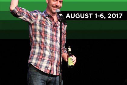 2017 Milwaukee Comedy Festival